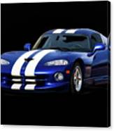 1995 Dodge Viper Coupe I Canvas Print