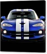 1995 Dodge Viper Coupe II Canvas Print