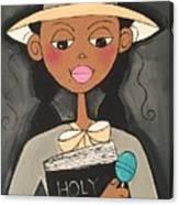 1st Sunday Canvas Print