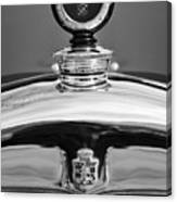 1926 Cadillac Series 314 Custom Hood Ornament Canvas Print