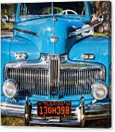1942 Ford Super Deluxe Sedan Painted  Canvas Print