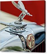 1948 Mg Tc - The Midge Hood Ornament Canvas Print