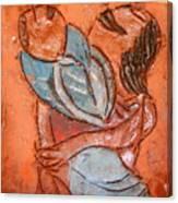 Amuweese - Tile Canvas Print