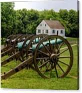 Antietam Battlefield National Park  Canvas Print