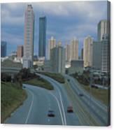 Atlanta Georgia Canvas Print