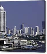 Bangkok Thailand Canvas Print