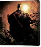 Batman Begins 2005 Canvas Print