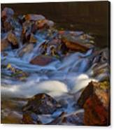 Bear Creek Waterfalls Canvas Print