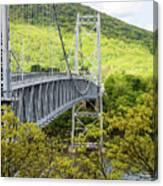 Bear Mountain Bridge Canvas Print