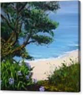 Bel Ile En Mer  Canvas Print