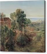 Bernard Walter Evans Canvas Print