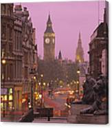Big Ben London England Canvas Print