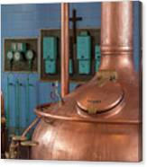 Brewhouse Canvas Print