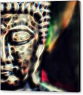Buddah Collection Canvas Print