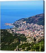 Budva, Montenegro  Canvas Print