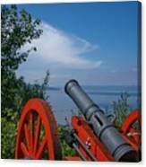Cannon Canvas Print