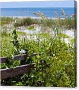 Cape Canaveral Florida Canvas Print