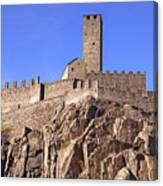 Castelgrande - Bellinzona Canvas Print