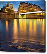 Cathedral Notre Dame - Paris Canvas Print