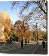 Central Park New York City Canvas Print
