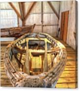 Chesapeake Bay Workboat Canvas Print