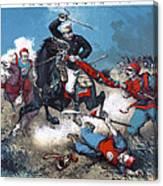 China: Boxer Rebellion Canvas Print