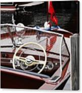 Chris Craft Utility Canvas Print