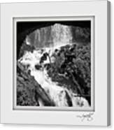 Columbia Gorge 4 Canvas Print