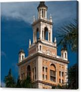Coral Gables Biltmore Hotel Tower Canvas Print