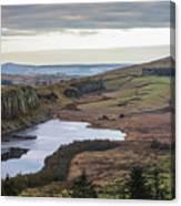 Crag Lough Canvas Print