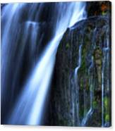 Crayfish Falls Canvas Print