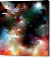 Crystal Universe Canvas Print