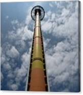 Drop Tower Canvas Print