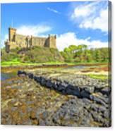 Dunvegan Castle Landscape Canvas Print