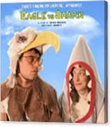 Eagle Vs Shark Canvas Print
