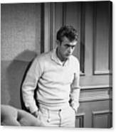 East Of Eden, James Dean, 1955 Canvas Print