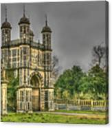 Eastwell Towers Canvas Print