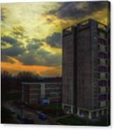 Edmunds Tower Canvas Print