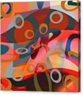 Energised Series Canvas Print