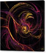 Fenix Arise Canvas Print