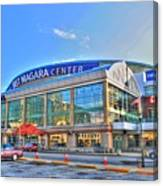 First Niagara Center Canvas Print
