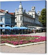 Freedom Square, Ruse, Bulgaria Canvas Print