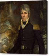 General Andrew Jackson Canvas Print