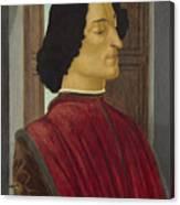 Giuliano De' Medici Canvas Print