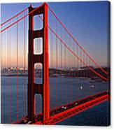 Golden Gate Bridge San Francisco Ca Canvas Print