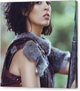 Got Warrior Princess Canvas Print