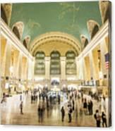 Grand Central Terminal Canvas Print