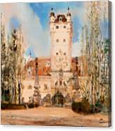 Greillenstein Castle Canvas Print