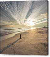 Gulf Shores Sunset  Canvas Print