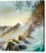 Hawaii Seascape Canvas Print